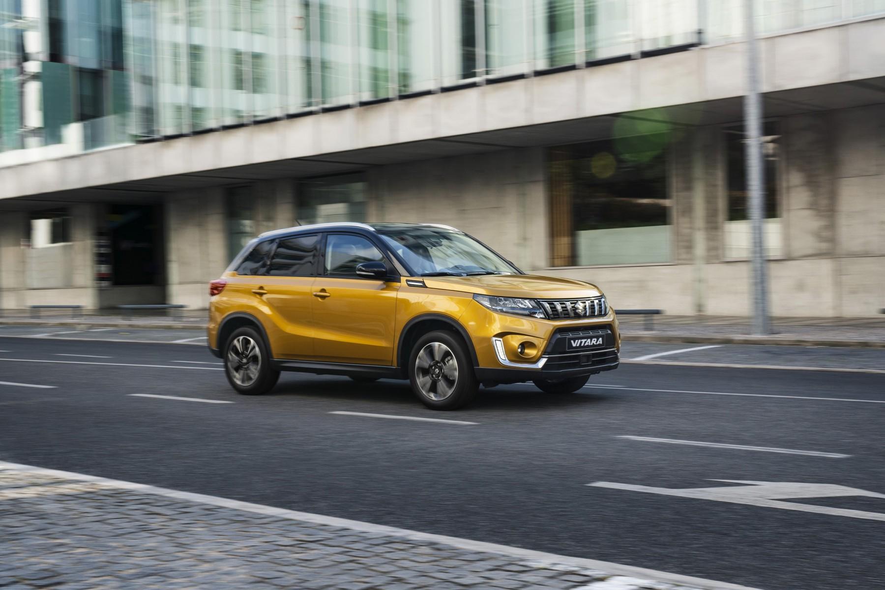 Suzuki slaví 100 let a nabízí zákazníkům 6 dárků zdarma