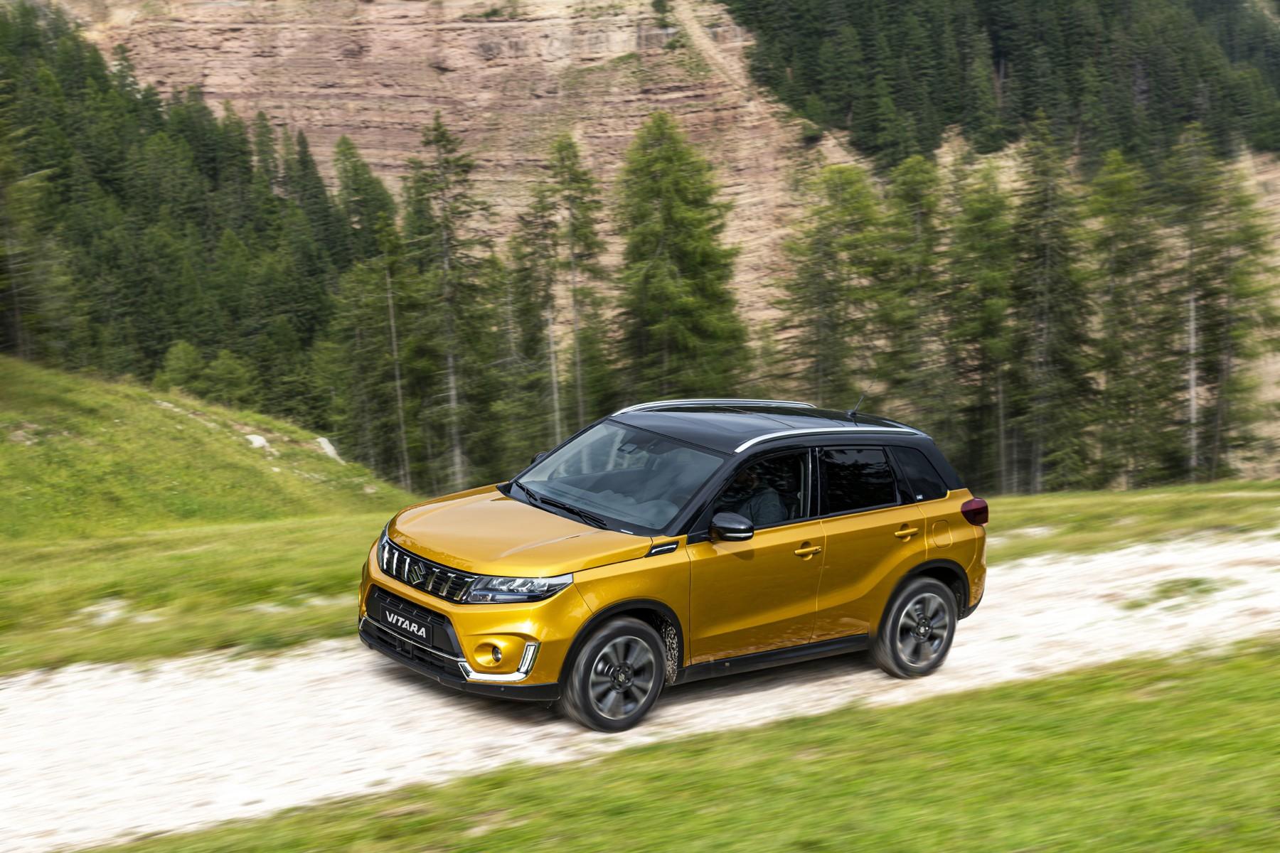 Nejdostupnější auta s pohonem všech kol najdete u Suzuki