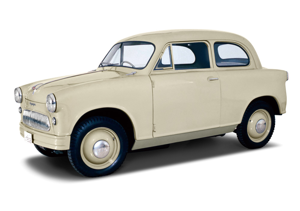 Suzuki slaví 100 let od vzniku společnosti