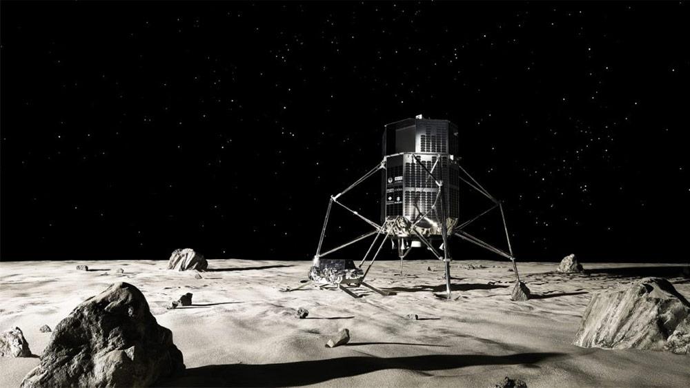 Suzuki míří na Měsíc, postaví lunární modul